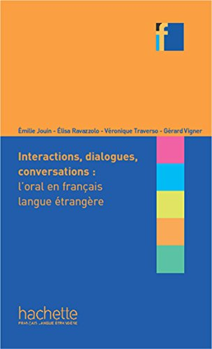 Interactions, dialogues, conversations