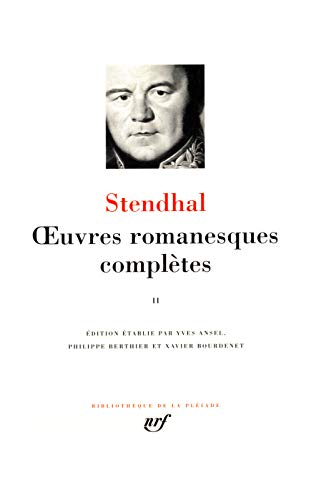 Oeuvres romanesques complètes