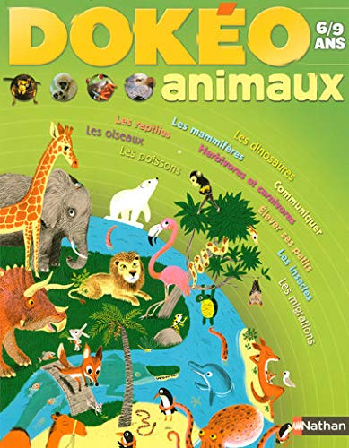 DOKEO 6/9 ans animaux