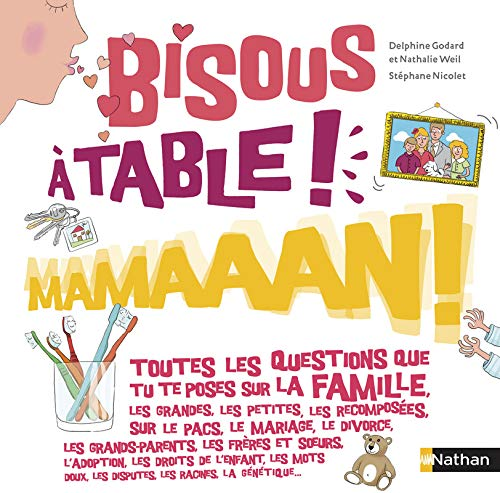 Bisous, à table ! mamaaan !