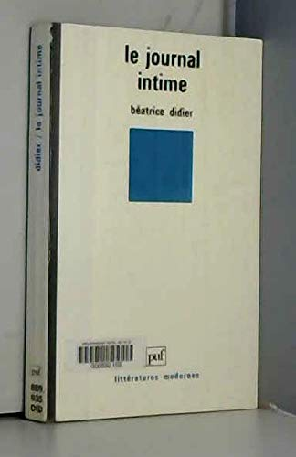 Journal intime (Le)