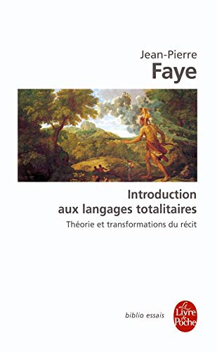 Introduction aux langages totalitaires