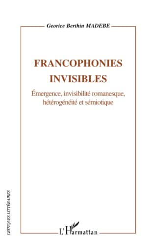 Francophonies invisibles