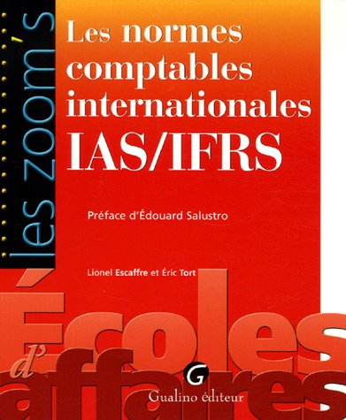 Normes comptables internationales IAS/IFRS