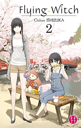 Flying witch. 2
