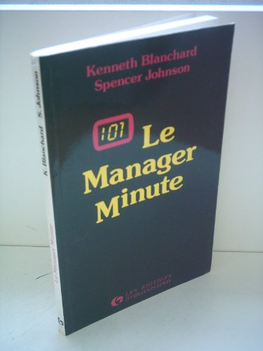 manager minute (Le)
