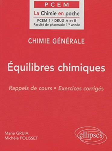 Equilibres chimiques