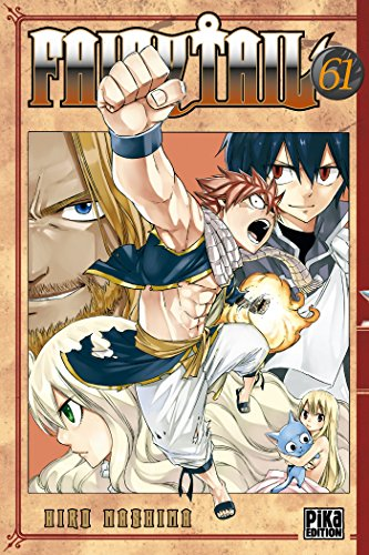 Fairy Tail. T.61