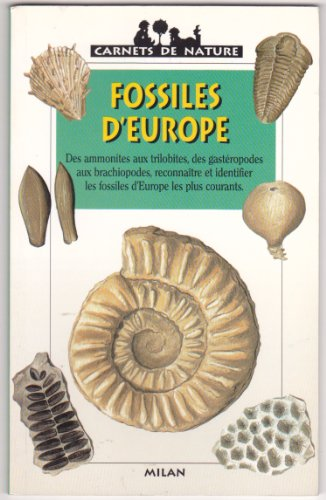 Fossiles d'Europe