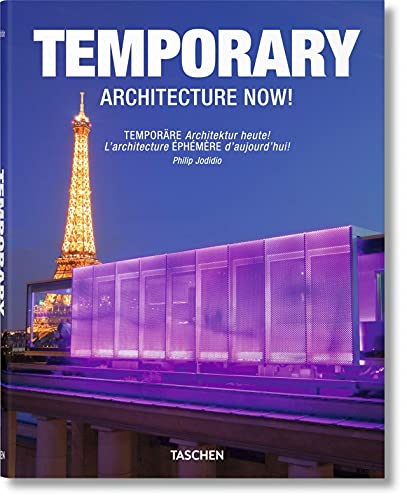 Temporary architecture now !